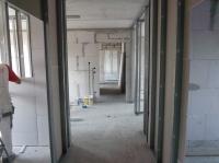 10.07.2014 - Wohnung mit Ständerwerk einseitig beplankt