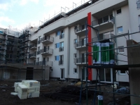 04.12.2014 - Fassade Hof HKW 45a-45b