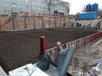 """17.12.2013 - Bewehrung Bodenplatte Bauteil """"B"""" Tief"""
