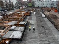 "17.01.2014 - Filigrandecke über Tiefgarage Bauteil ""C"""