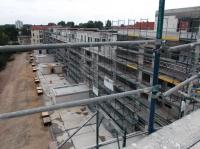 04.08.2014 - Neubau HeidekampEck hofseitig