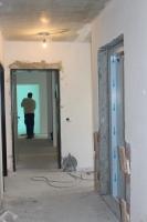 27.10.2014 - Treppenhaus mit Fahrstuhl