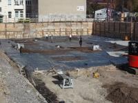 """21.10.2013 - Bewehrung der Bodenpatte Bauteil """"D"""""""