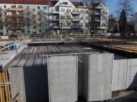"""04.02.2014 - Filigrandecke und Wände Tiefgarage Bauteil """"A"""""""