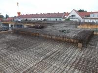 "28.05.2014 - Bewehrung Decke über 5. OG Bauteil ""A"""